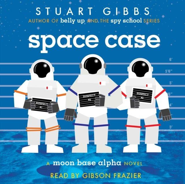 Space Case - Audiobook (Książka audio MP3) do pobrania w całości w archiwum ZIP