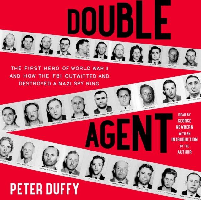 Double Agent - Audiobook (Książka audio MP3) do pobrania w całości w archiwum ZIP
