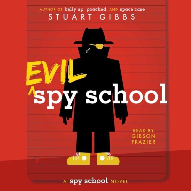Evil Spy School - Audiobook (Książka audio MP3) do pobrania w całości w archiwum ZIP
