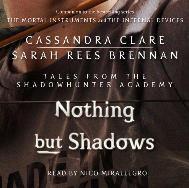 Nothing But Shadows - Audiobook (Książka audio MP3) do pobrania w całości w archiwum ZIP