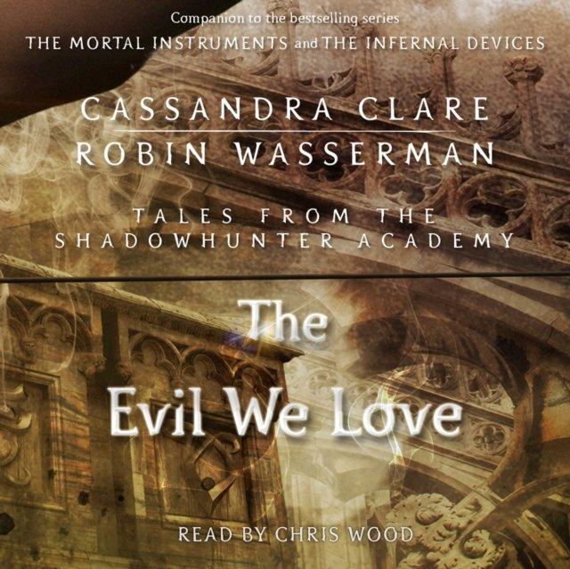 Evil We Love - Audiobook (Książka audio MP3) do pobrania w całości w archiwum ZIP
