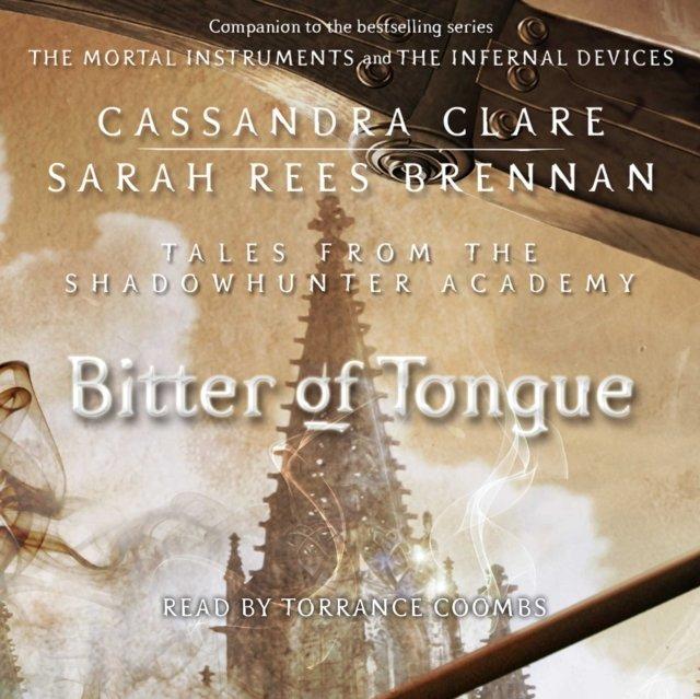Bitter of Tongue - Audiobook (Książka audio MP3) do pobrania w całości w archiwum ZIP