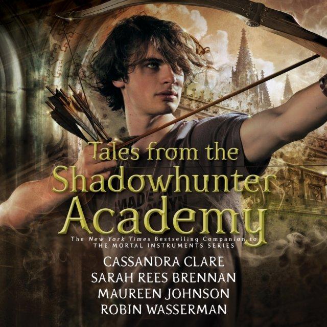 Tales from the Shadowhunter Academy - Audiobook (Książka audio MP3) do pobrania w całości w archiwum ZIP