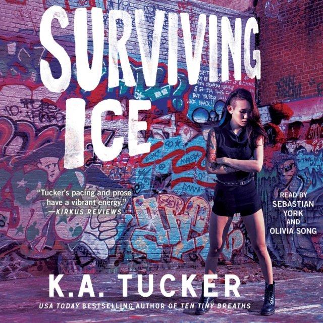 Surviving Ice - Audiobook (Książka audio MP3) do pobrania w całości w archiwum ZIP