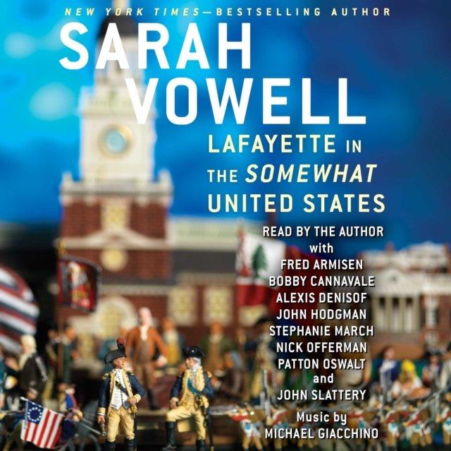 Lafayette in the Somewhat United States - Audiobook (Książka audio MP3) do pobrania w całości w archiwum ZIP