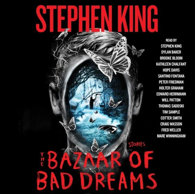 Bazaar of Bad Dreams - Audiobook (Książka audio MP3) do pobrania w całości w archiwum ZIP