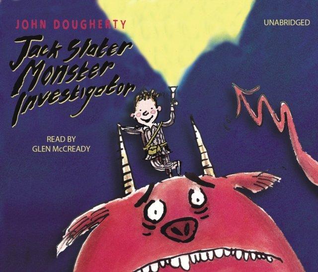 Jack Slater, Monster Investigator - Audiobook (Książka audio MP3) do pobrania w całości w archiwum ZIP