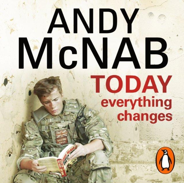 Today Everything Changes - Audiobook (Książka audio MP3) do pobrania w całości w archiwum ZIP