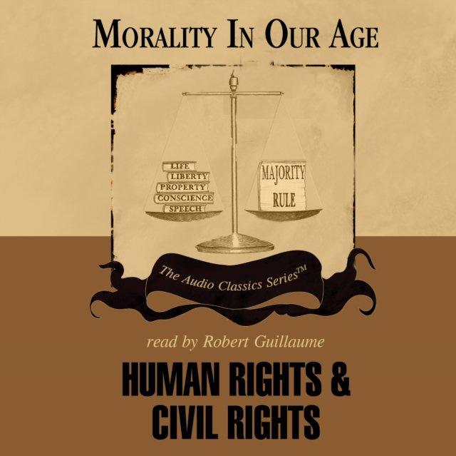 Human Rights and Civil Rights - Audiobook (Książka audio MP3) do pobrania w całości w archiwum ZIP
