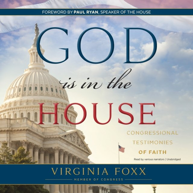 God Is in the House - Audiobook (Książka audio MP3) do pobrania w całości w archiwum ZIP