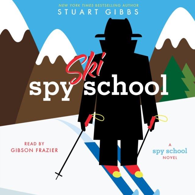 Spy Ski School - Audiobook (Książka audio MP3) do pobrania w całości w archiwum ZIP