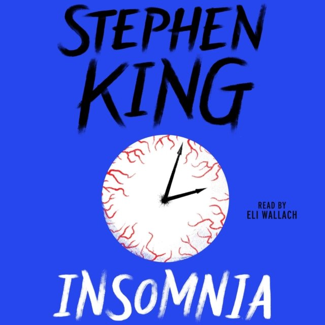 Insomnia - Audiobook (Książka audio MP3) do pobrania w całości w archiwum ZIP