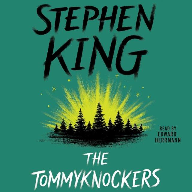 Tommyknockers - Audiobook (Książka audio MP3) do pobrania w całości w archiwum ZIP