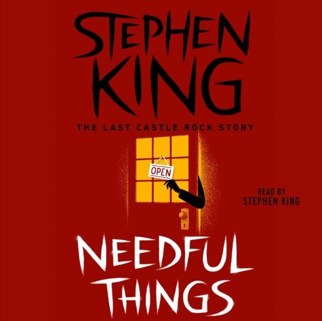 Needful Things - Audiobook (Książka audio MP3) do pobrania w całości w archiwum ZIP