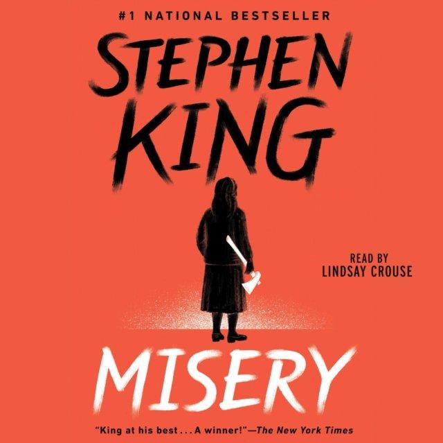 Misery - Audiobook (Książka audio MP3) do pobrania w całości w archiwum ZIP