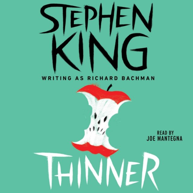 Thinner - Audiobook (Książka audio MP3) do pobrania w całości w archiwum ZIP