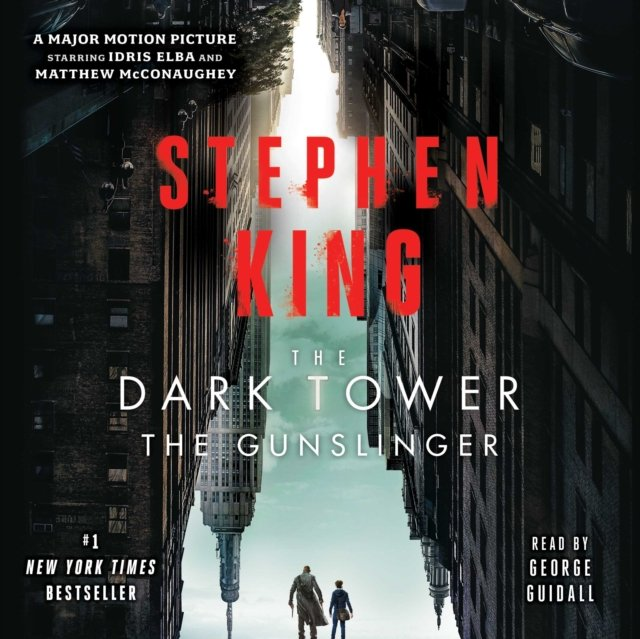Dark Tower I - Audiobook (Książka audio MP3) do pobrania w całości w archiwum ZIP