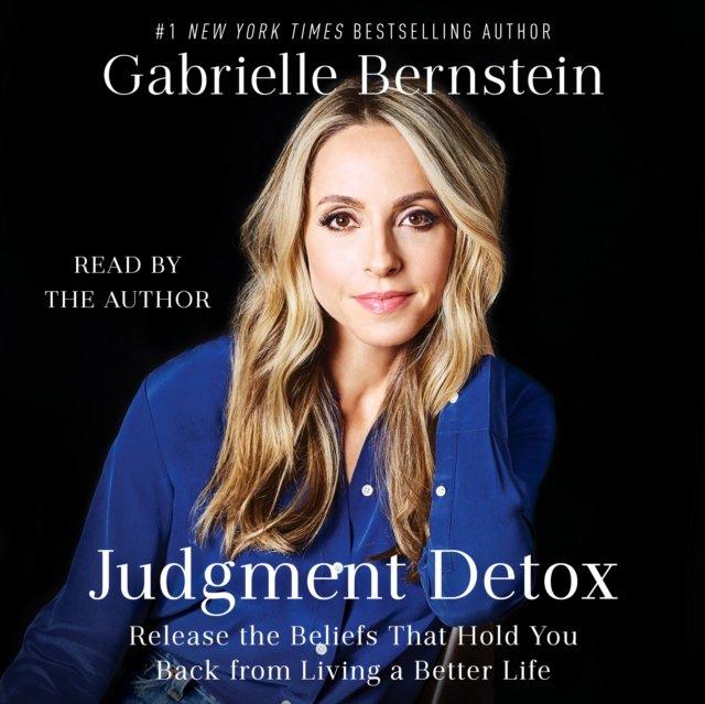 Judgment Detox - Audiobook (Książka audio MP3) do pobrania w całości w archiwum ZIP