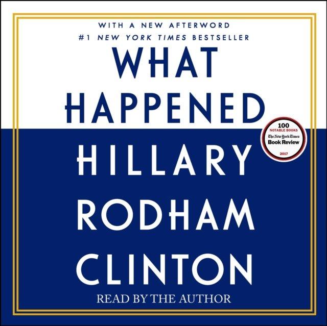 What Happened - Audiobook (Książka audio MP3) do pobrania w całości w archiwum ZIP
