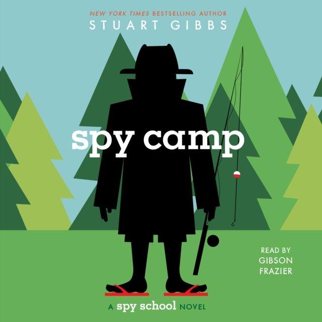 Spy Camp - Audiobook (Książka audio MP3) do pobrania w całości w archiwum ZIP