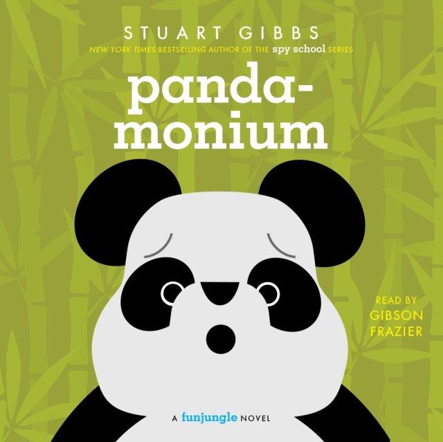 Panda-monium - Audiobook (Książka audio MP3) do pobrania w całości w archiwum ZIP