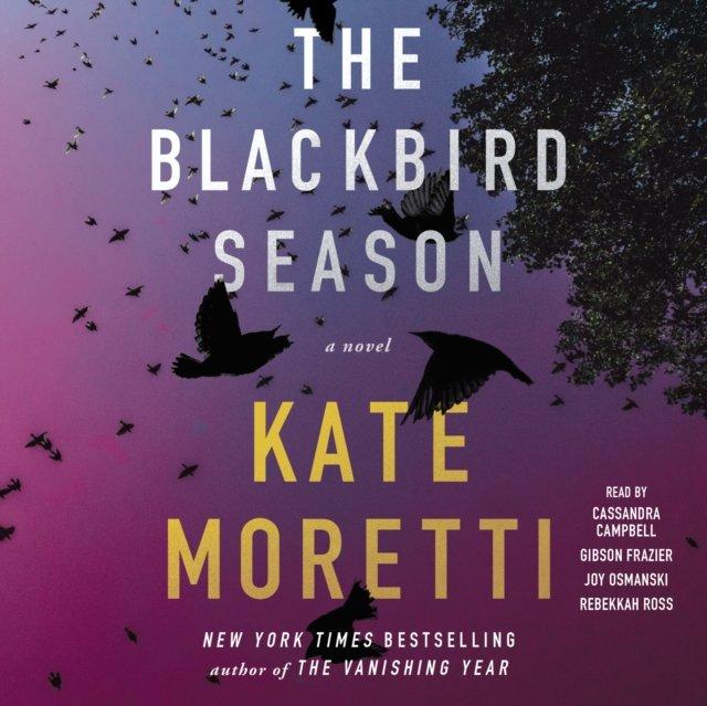 Blackbird Season - Audiobook (Książka audio MP3) do pobrania w całości w archiwum ZIP