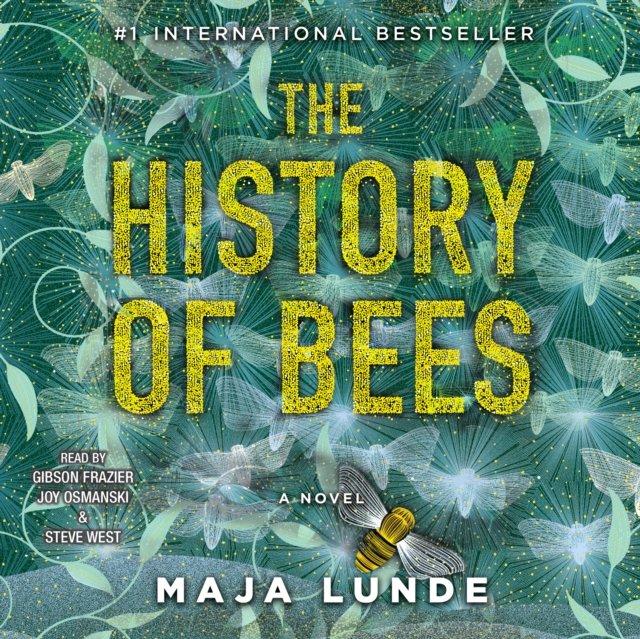 History of Bees - Audiobook (Książka audio MP3) do pobrania w całości w archiwum ZIP