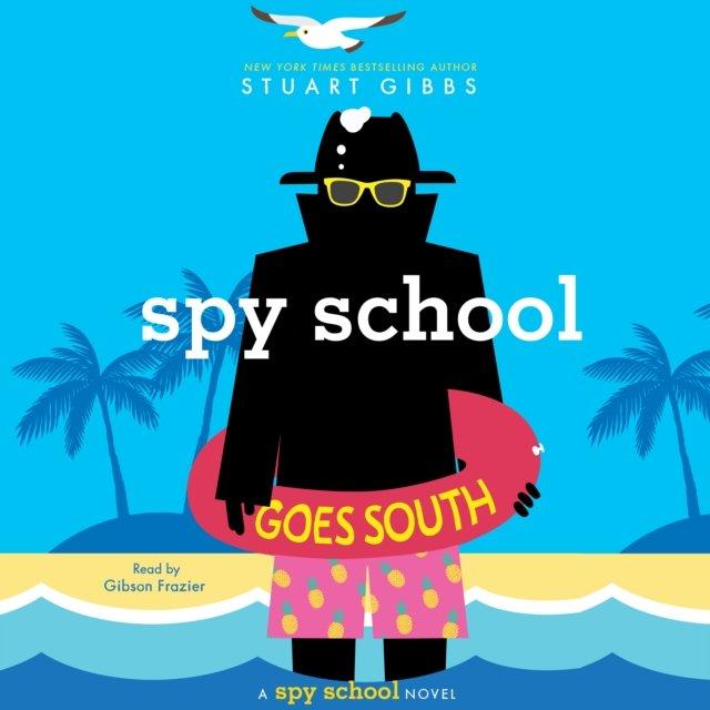 Spy School Goes South - Audiobook (Książka audio MP3) do pobrania w całości w archiwum ZIP