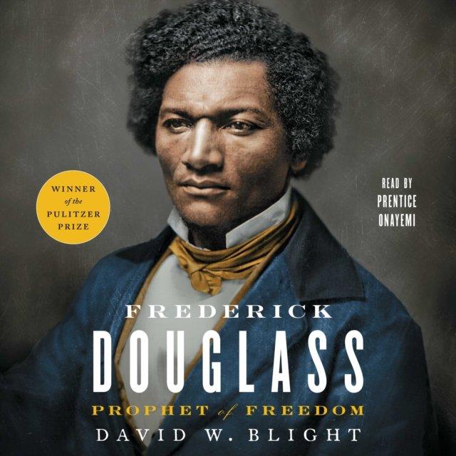 Frederick Douglass - Audiobook (Książka audio MP3) do pobrania w całości w archiwum ZIP