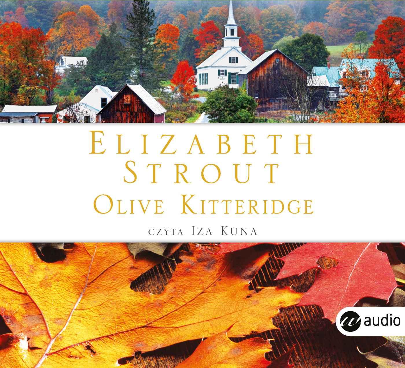 Olive Kitteridge - Audiobook (Książka audio MP3) do pobrania w całości w archiwum ZIP