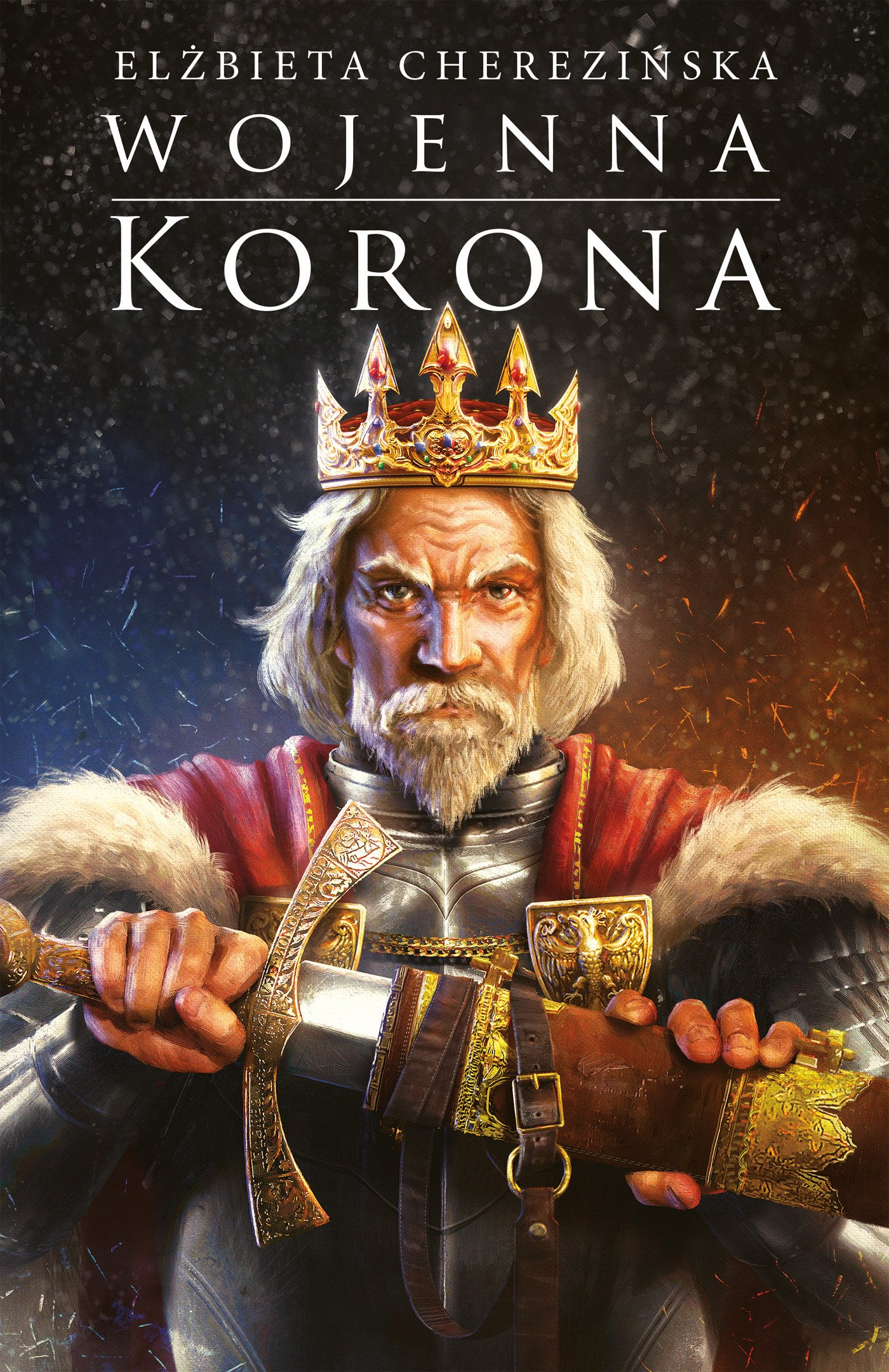 Wojenna korona - Ebook (Książka EPUB) do pobrania w formacie EPUB