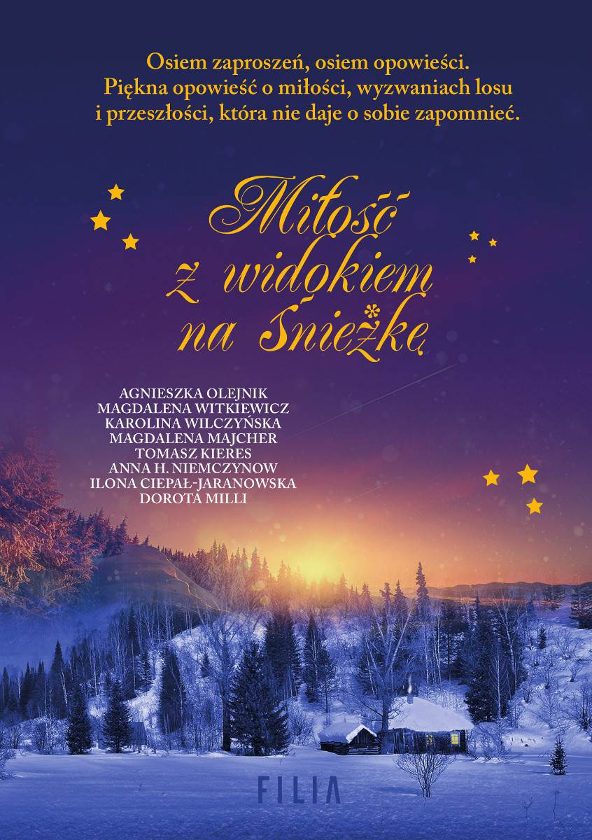 Miłość z widokiem na Śnieżkę - Ebook (Książka na Kindle) do pobrania w formacie MOBI
