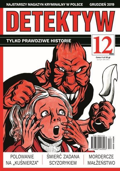Detektyw 12/2019 - Ebook (Książka EPUB) do pobrania w formacie EPUB