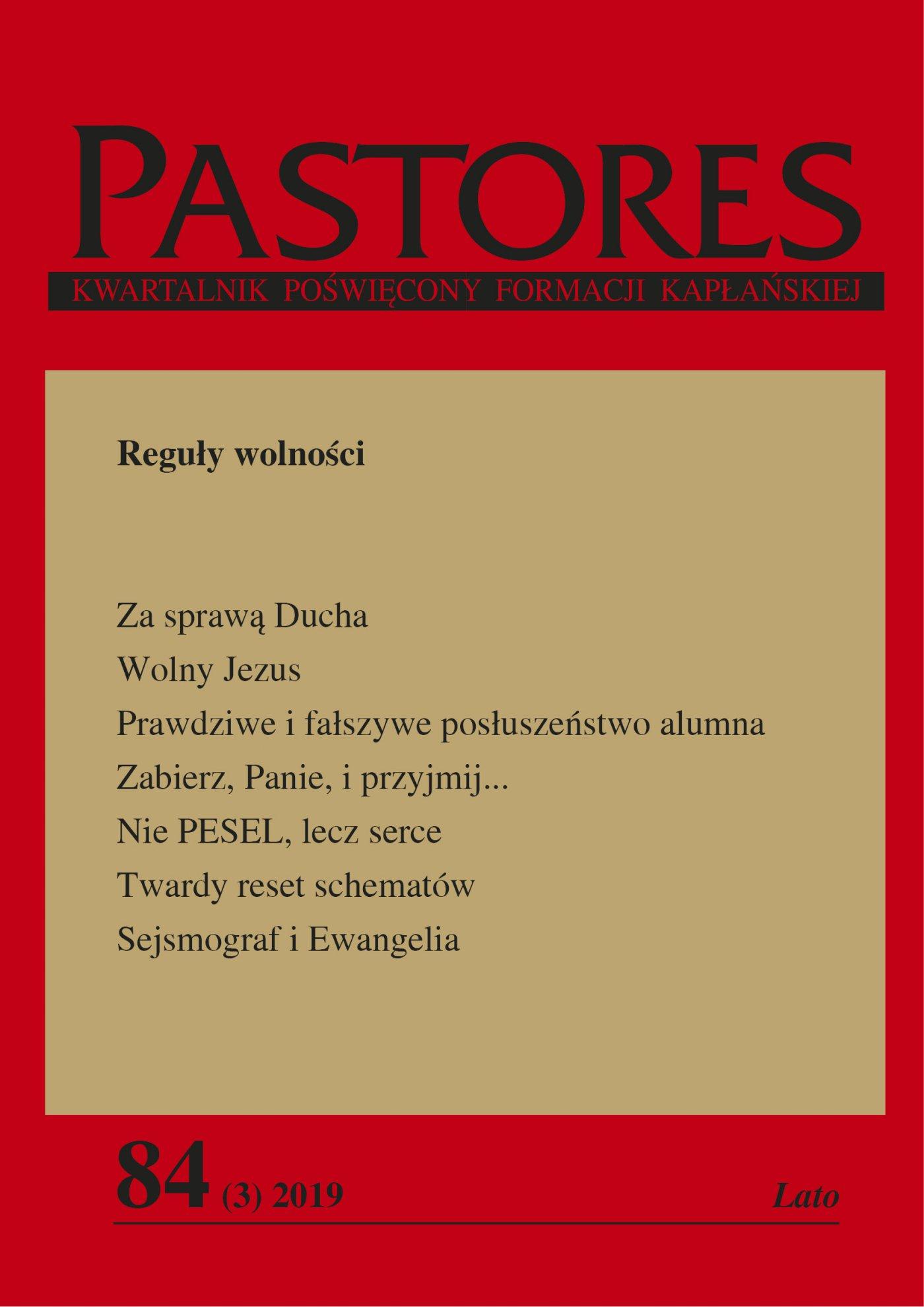 Pastores 84 (3) 2019 - Ebook (Książka EPUB) do pobrania w formacie EPUB