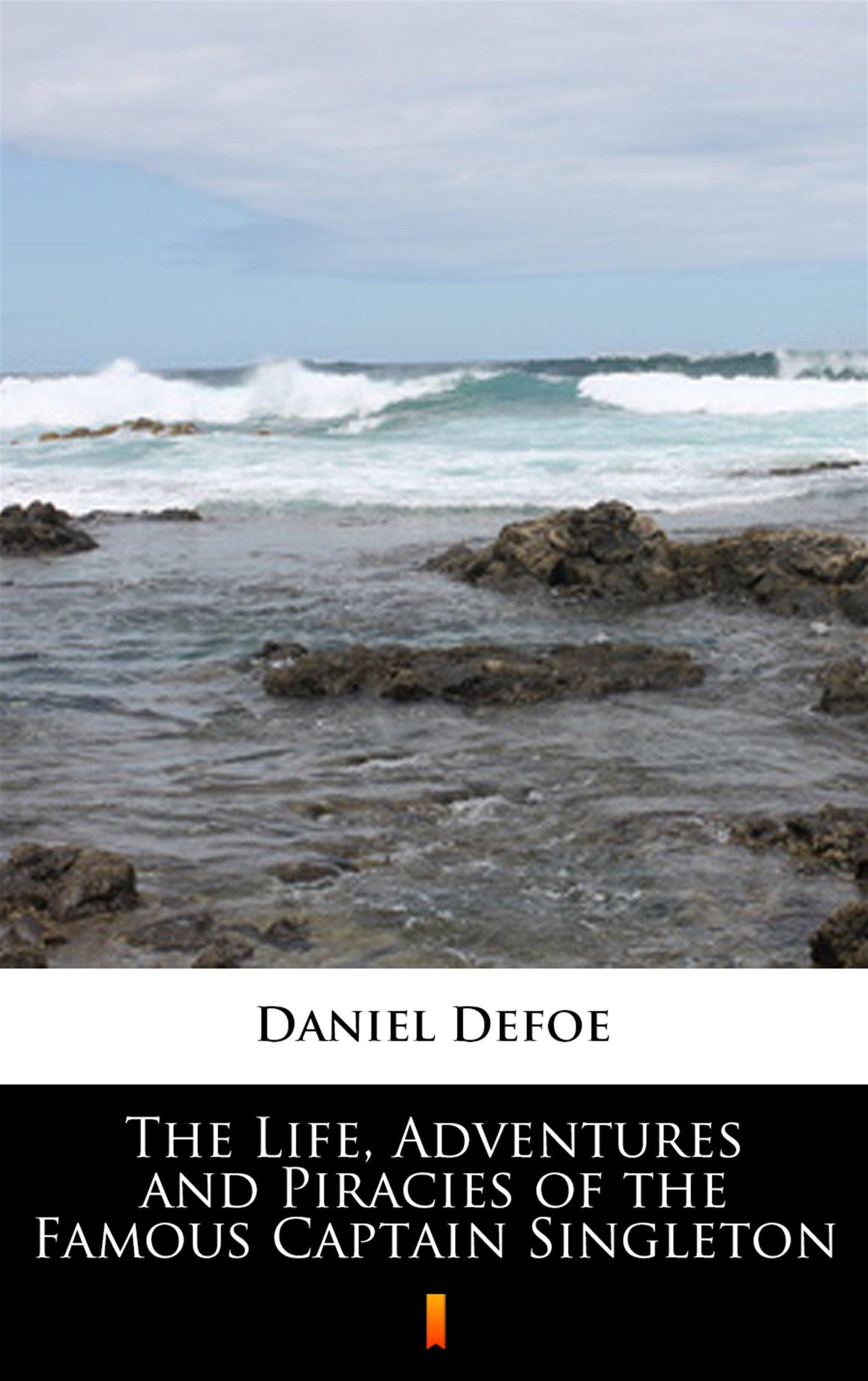 The Life, Adventures and Piracies of the Famous Captain Singleton - Ebook (Książka na Kindle) do pobrania w formacie MOBI