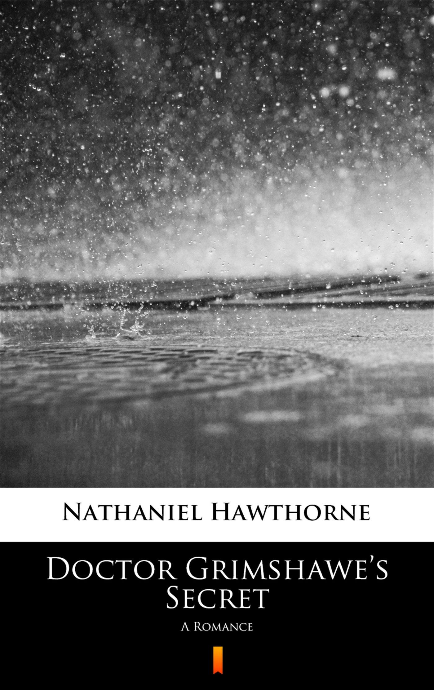 Doctor Grimshawe's Secret - Ebook (Książka na Kindle) do pobrania w formacie MOBI