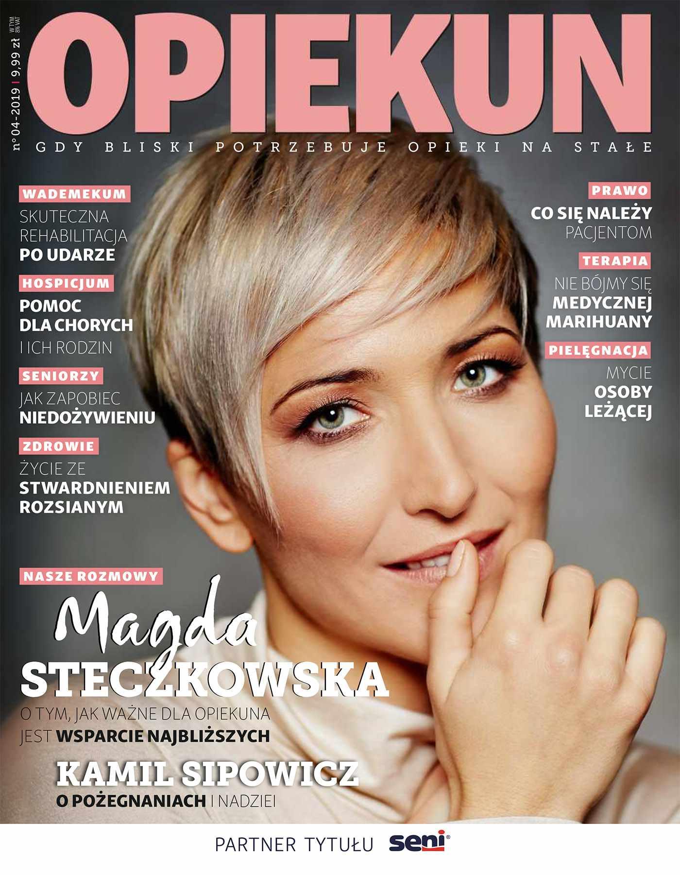 Opiekun. Gdy Bliski Potrzebuje Opieki Na Stałe 4/2019 - Ebook (Książka PDF) do pobrania w formacie PDF