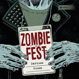 Zombie Fest - Audiobook (Książka audio MP3) do pobrania w całości w archiwum ZIP