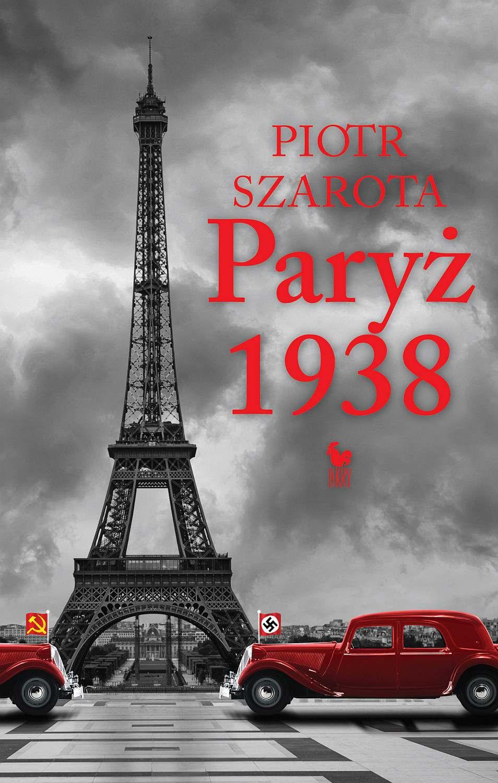 Paryż 1938 - Ebook (Książka EPUB) do pobrania w formacie EPUB