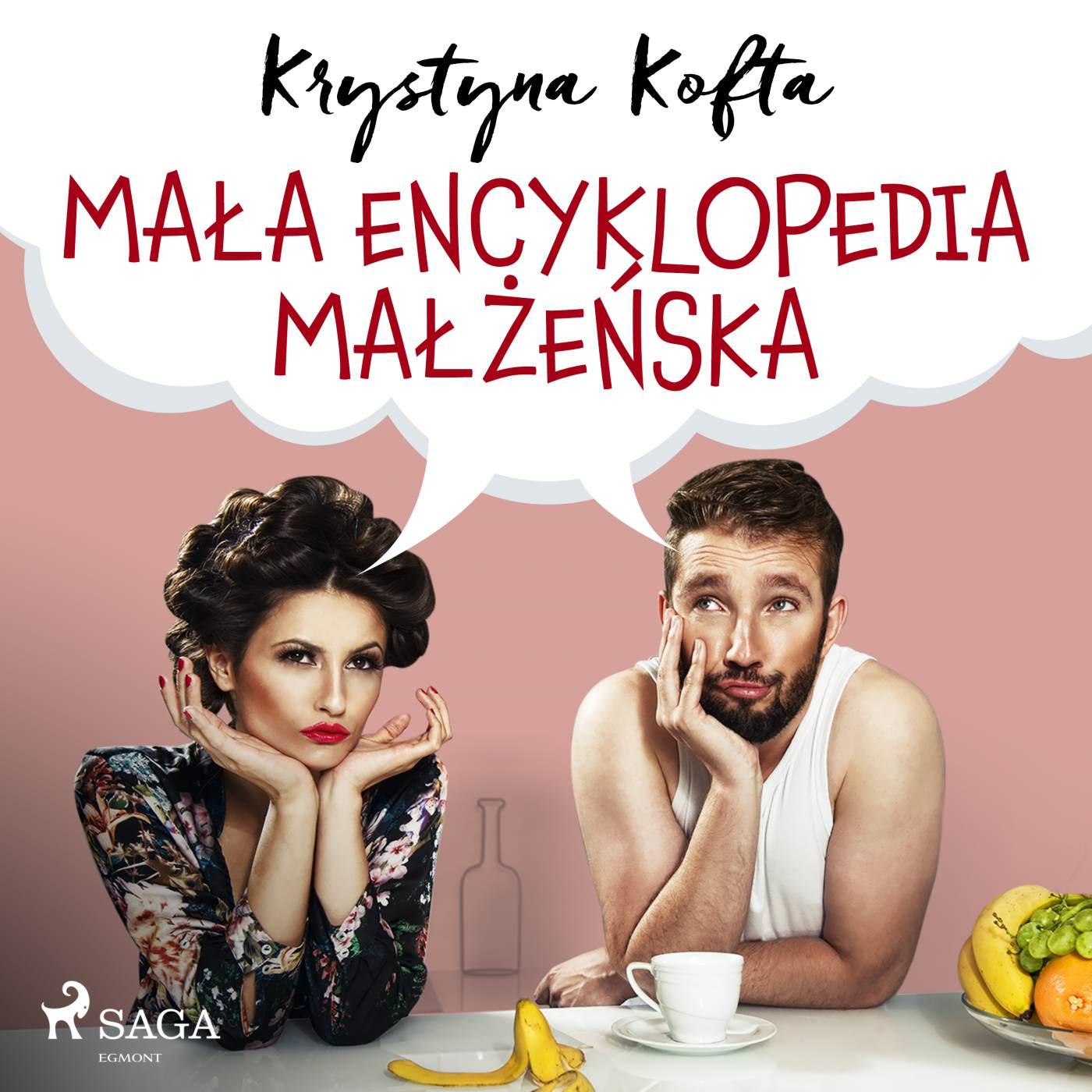 Mała encyklopedia małżeńska - Audiobook (Książka audio MP3) do pobrania w całości w archiwum ZIP