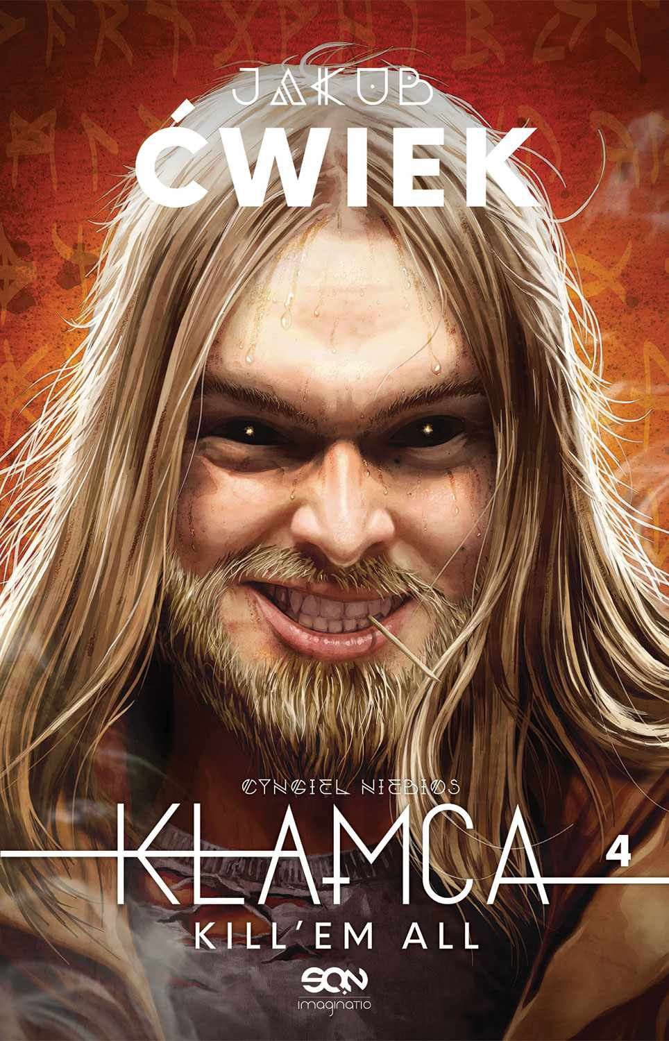 Kłamca 4. Kill'em all - Ebook (Książka EPUB) do pobrania w formacie EPUB