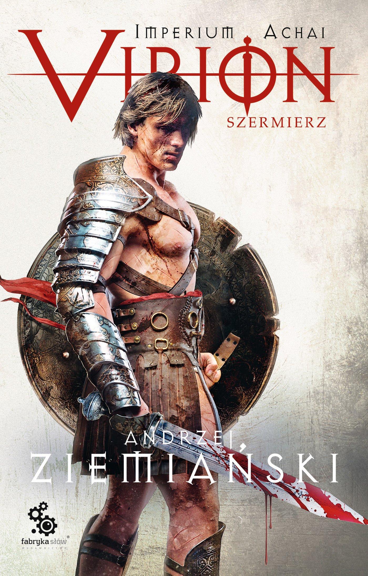 Virion 4. Szermierz - Ebook (Książka EPUB) do pobrania w formacie EPUB