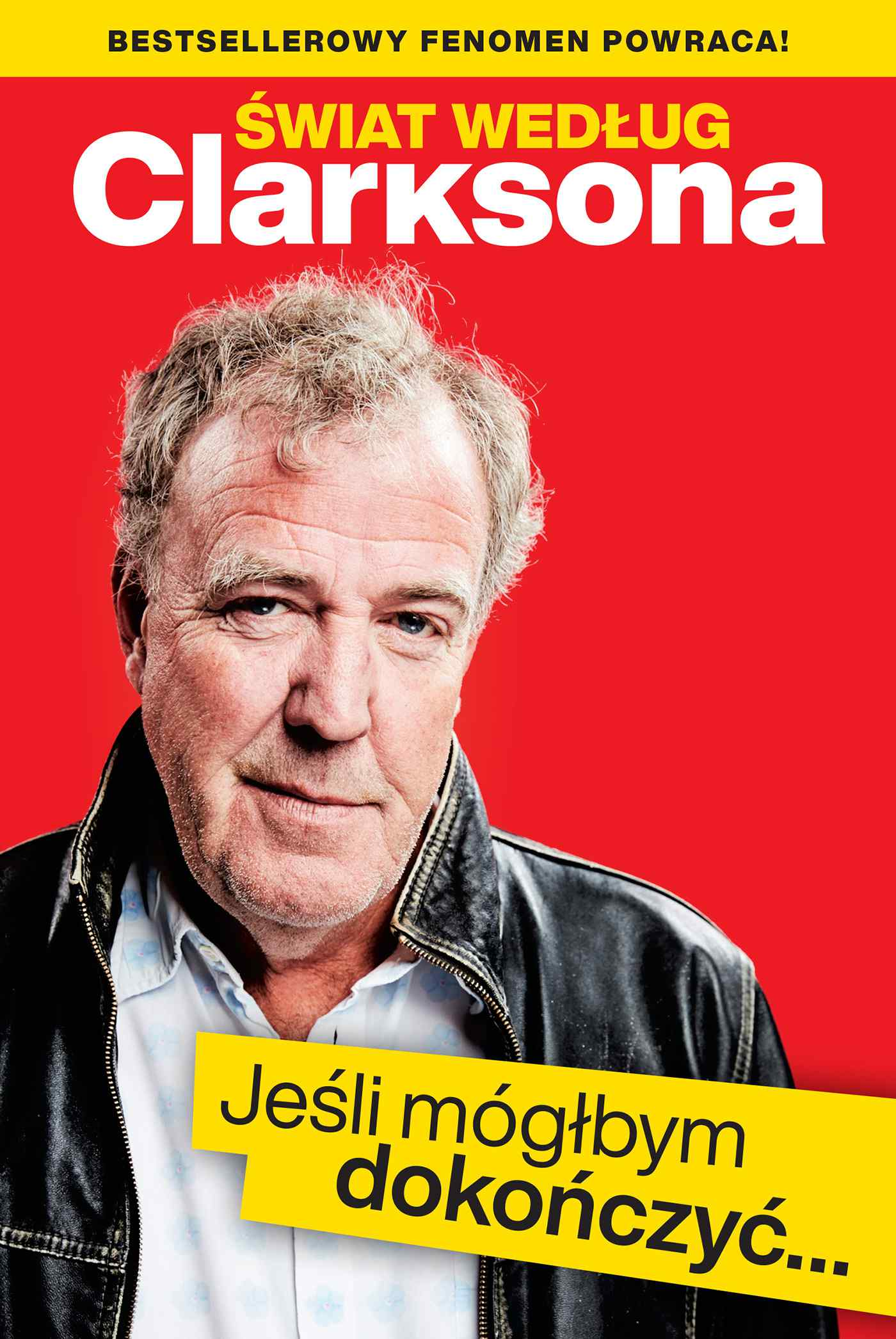 Świat według Clarksona. Jeśli mógłbym dokończyć… - Ebook (Książka EPUB) do pobrania w formacie EPUB