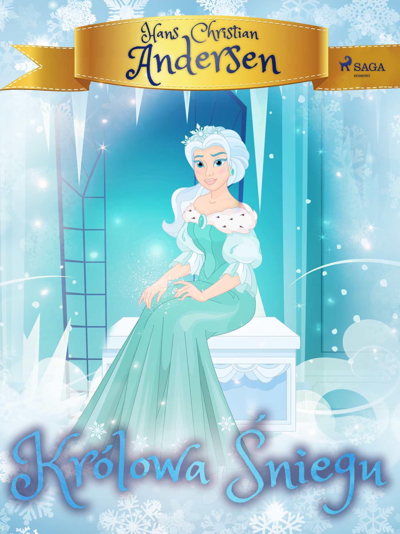 Królowa śniegu - Ebook (Książka EPUB) do pobrania w formacie EPUB