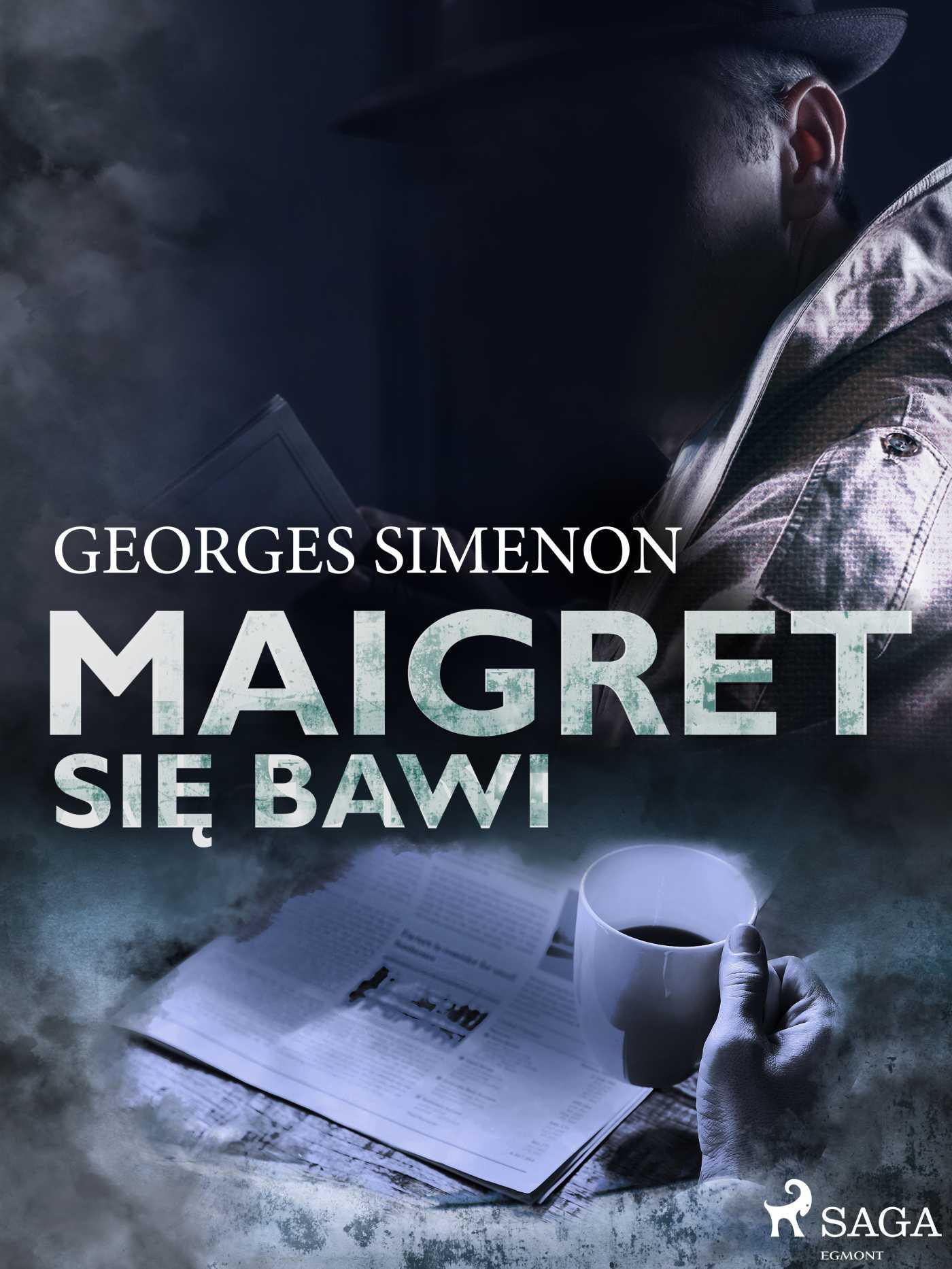 Maigret się bawi - Ebook (Książka na Kindle) do pobrania w formacie MOBI