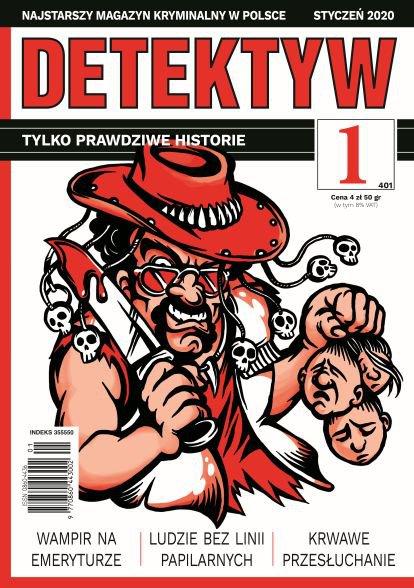Detektyw 1/2020 - Ebook (Książka EPUB) do pobrania w formacie EPUB