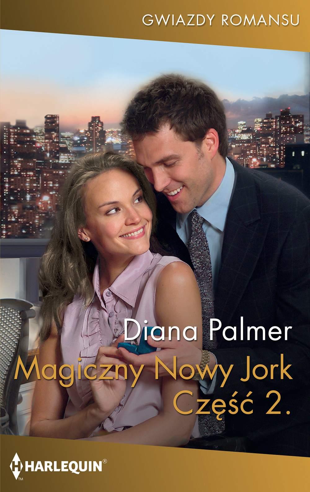 Magiczny Nowy Jork. Część druga - Ebook (Książka EPUB) do pobrania w formacie EPUB