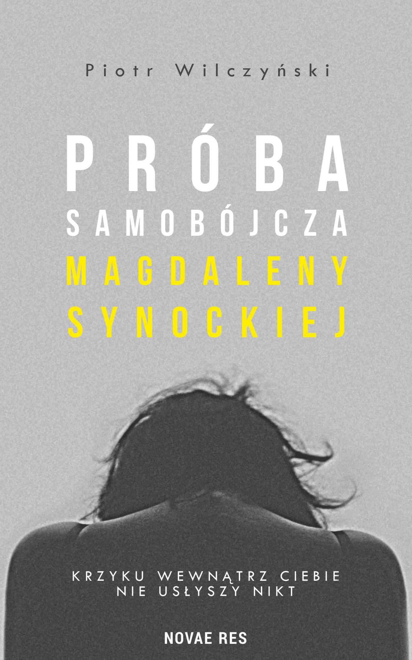 Próba samobójcza Magdaleny Synockiej - Ebook (Książka EPUB) do pobrania w formacie EPUB