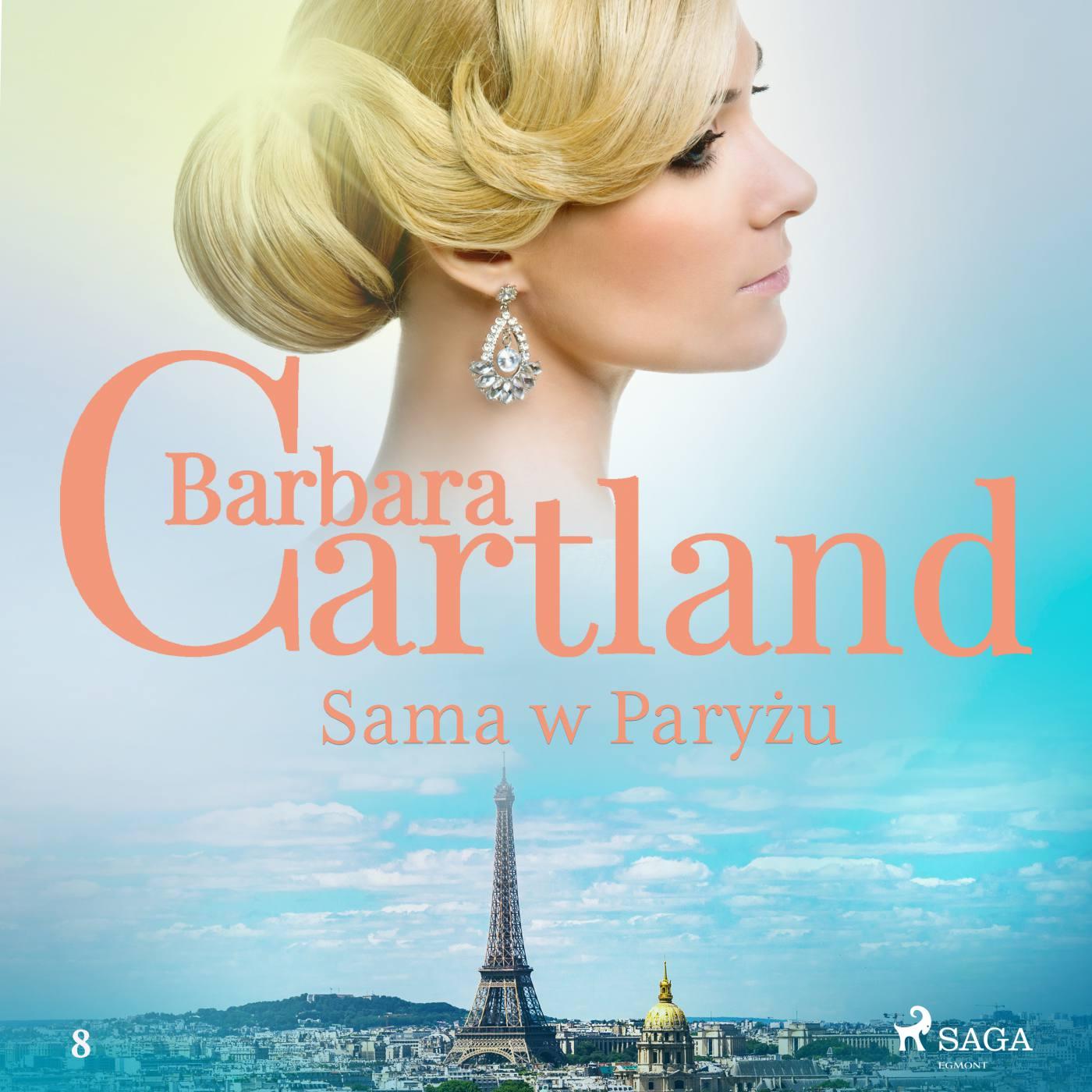 Sama w Paryżu - Audiobook (Książka audio MP3) do pobrania w całości w archiwum ZIP