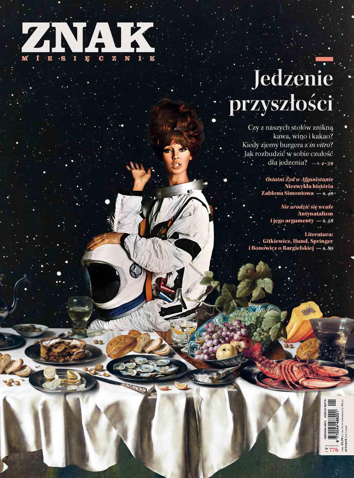 Miesięcznik Znak nr 776: Jedzenie przyszłości - Ebook (Książka na Kindle) do pobrania w formacie MOBI